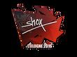Sticker shox | Cologne 2016