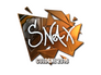 Skin Sticker | Snax (Foil) | Cologne 2016