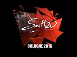 SmithZz | Cologne 2016