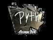 Sticker pyth (Foil) | Cologne 2016