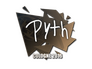 Skin Sticker | pyth | Cologne 2016