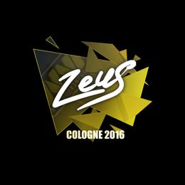 Zeus | Cologne 2016
