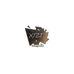 Sticker | Xizt | Cologne 2016