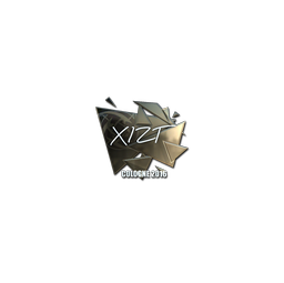 Sticker | Xizt (Foil) | Cologne 2016