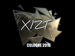 Xizt | Cologne 2016