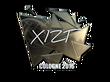 Sticker Xizt (Foil) | Cologne 2016