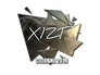Skin Sticker | Xizt (Foil) | Cologne 2016
