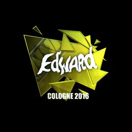Edward (Foil) | Cologne 2016