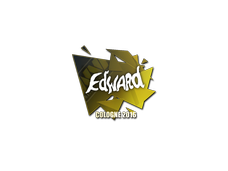 Skin Sticker | Edward | Cologne 2016
