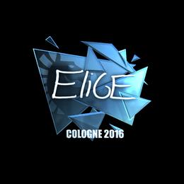 EliGE (Foil) | Cologne 2016