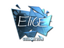 Skin Sticker | EliGE (Foil) | Cologne 2016