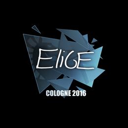 EliGE | Cologne 2016