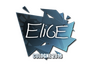 Skin Sticker | EliGE | Cologne 2016