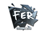 Skin Sticker | fer (Foil) | Cologne 2016