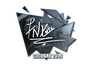 Skin Sticker | fnx (Foil) | Cologne 2016