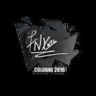 Sticker | fnx | Cologne 2016