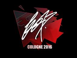 Sticker | fox | Cologne 2016
