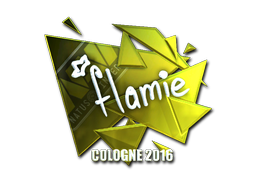 flamie | Cologne 2016