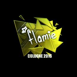 flamie (Foil) | Cologne 2016