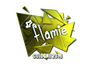 Skin Sticker | flamie (Foil) | Cologne 2016