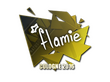Sticker flamie | Cologne 2016