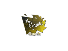 Skin Sticker | flamie | Cologne 2016