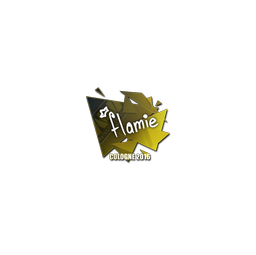 Sticker | flamie | Cologne 2016