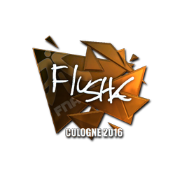 flusha (Foil) | Cologne 2016
