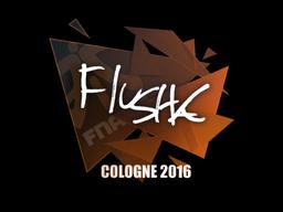 flusha | Cologne 2016
