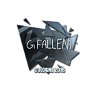 Sticker | FalleN (Foil) | Cologne 2016