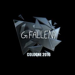 FalleN (Foil) | Cologne 2016