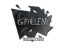 Skin Sticker | FalleN | Cologne 2016