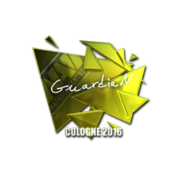 GuardiaN (Foil) | Cologne 2016