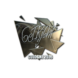 GeT_RiGhT (Foil) | Cologne 2016