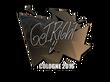 Sticker GeT_RiGhT | Cologne 2016