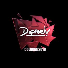 dupreeh (Foil) | Cologne 2016