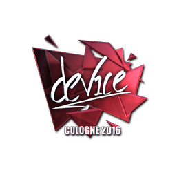 device (Foil) | Cologne 2016