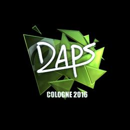 daps (Foil) | Cologne 2016