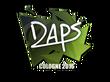 Sticker daps | Cologne 2016