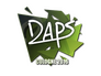 Skin Sticker | daps | Cologne 2016