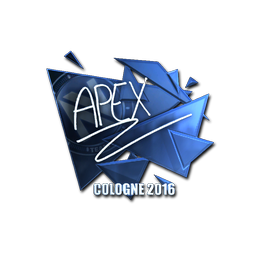 apEX (Foil) | Cologne 2016