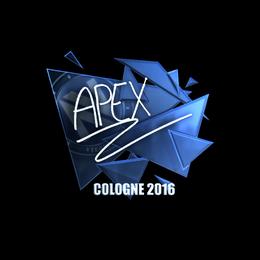 apEX (Foil) | Cologne 2016