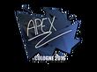 Sticker apEX   Cologne 2016
