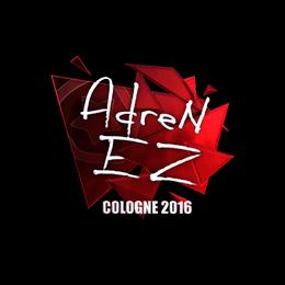 AdreN (Foil) | Cologne 2016