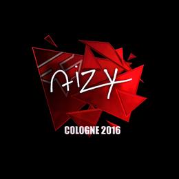 aizy (Foil) | Cologne 2016