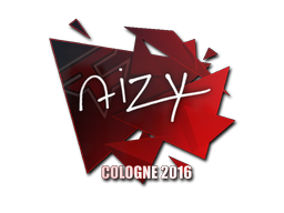 Sticker | aizy | Cologne 2016