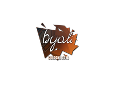 Skin Sticker | byali | Cologne 2016