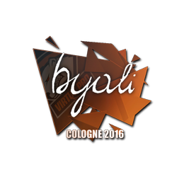 byali | Cologne 2016