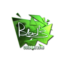 B1ad3 (Foil) | Cologne 2016