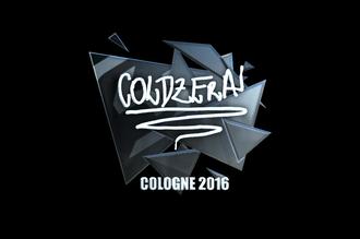 Sticker | coldzera (Foil) | Cologne 2016 Price